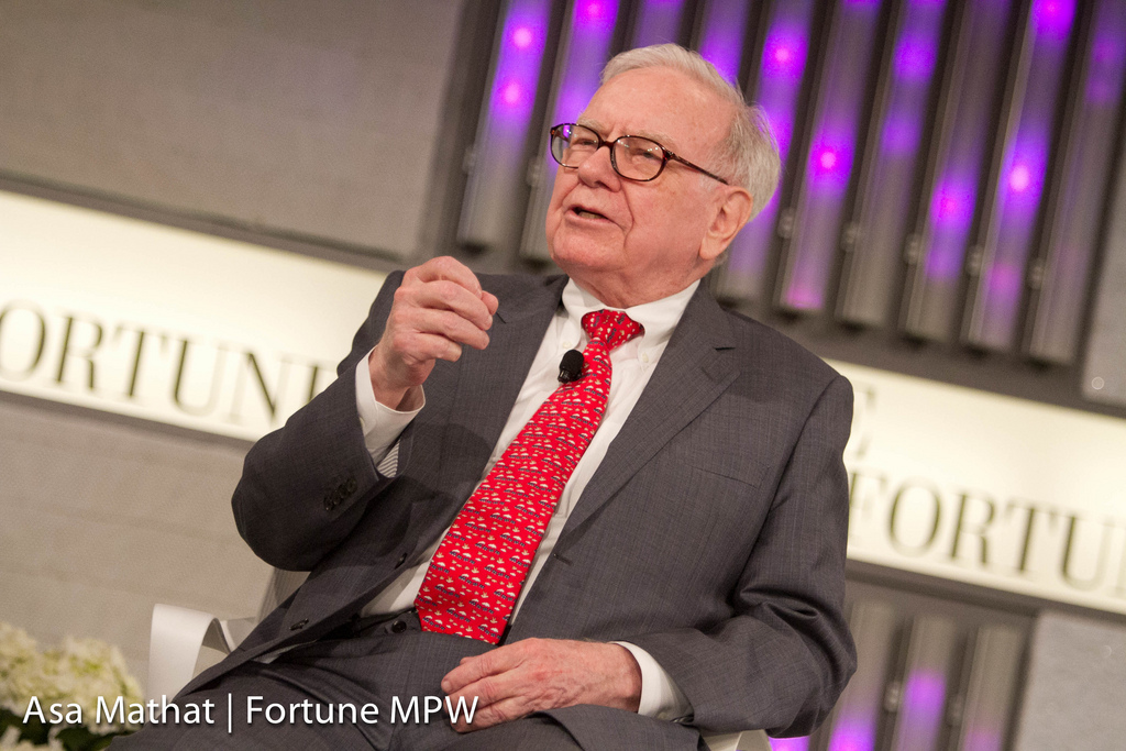 Buffett's Hedge Fund Bet