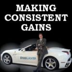 make consistent gains