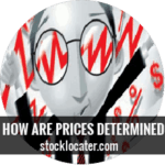 stock prices determined