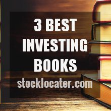 3 best investing books