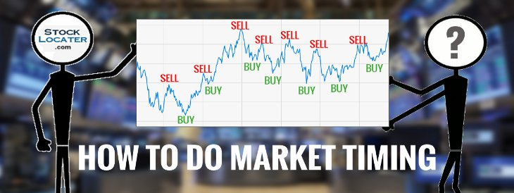 how to do market timing